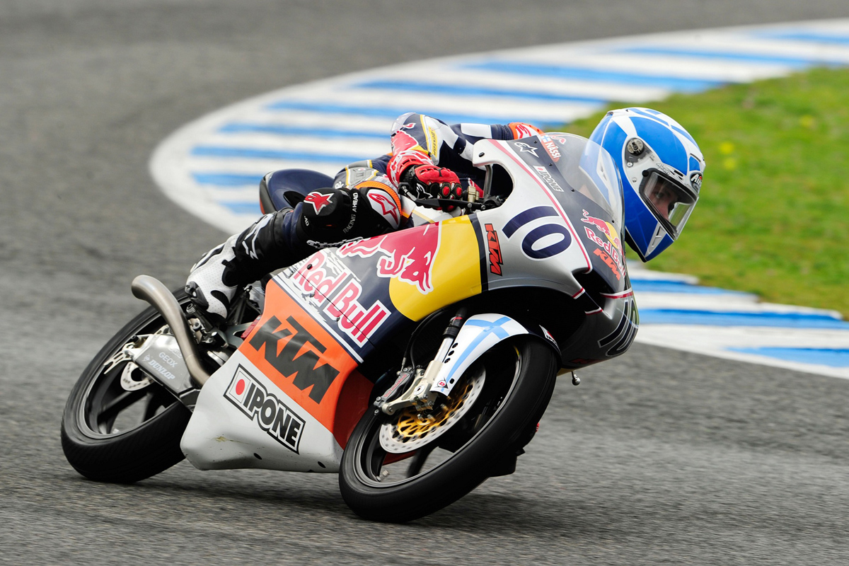MOTORSPORT - Red Bull MotoGP tests